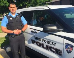 Why I Do the Job: Park Forest Police Officer Haytham Elyyan