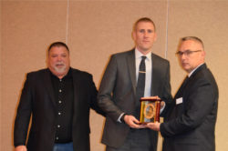 Bartlett officer who saved four named Kane Officer of the Year
